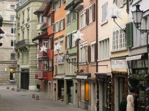 Top 5: places to go visit near Zurich, Switzerland