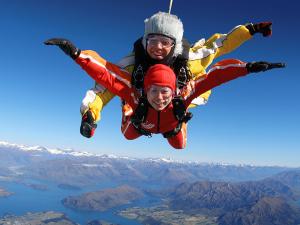 Free advice on the top adventurous activities in New Zealand