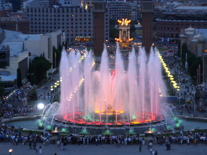 Top 5: places to visit in Barcelona