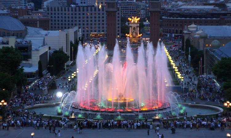 Top 5 Places To Visit In Barcelona