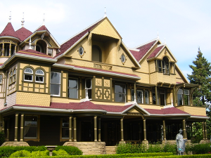 A Traveller's Guide to Winchester Mystery House