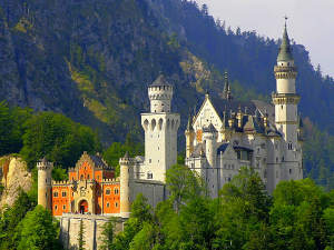 Free information on castles in Europe