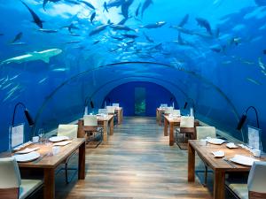 Free information on the Strange Restaurants of the World