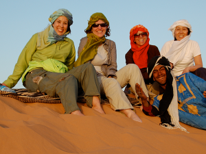 How to visit a Muslim country without offending anyone