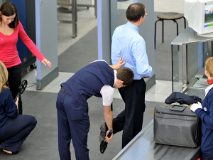 Are airport security checks becoming a waste of time?