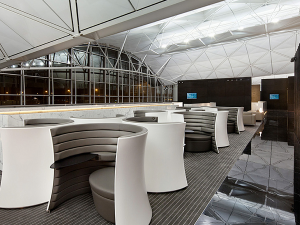 Airport Lounges Not Just For First Class Travellers