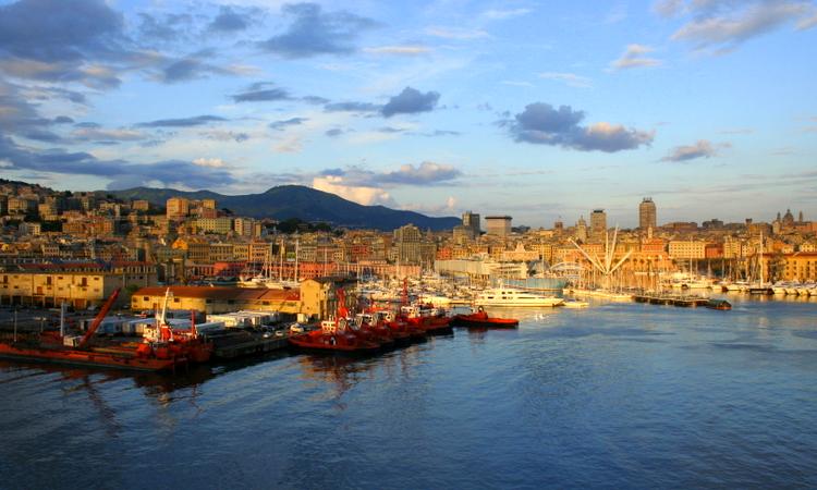 Генуя (Genua / Genova)