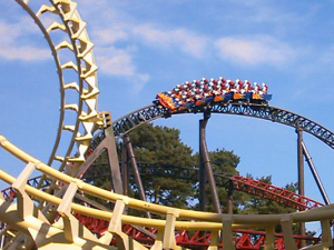 Best British Theme Parks for Summer Thrills 'n' Spills