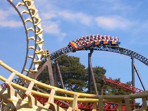 Best British Theme Parks for Summer Thrills 'n' Spills
