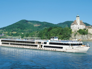 Five reasons to choose to cruise Europe
