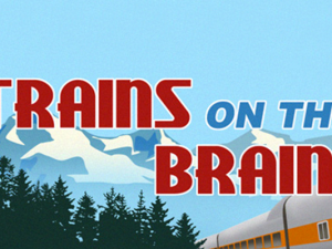 Trains On The Brain Interview With Jools Stone
