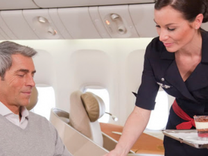 Working at 35,000ft – what it's really like