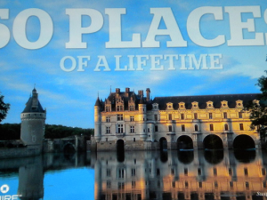 50 Places of a Lifetime: Travel app of the week