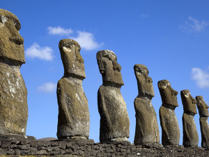 Of monoliths & mystery: The allure of Easter Island
