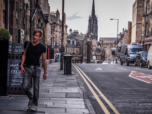 Top 10 things to do in Edinburgh – besides see the Olympic Torch!