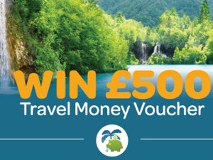 Win! Help Name Our Mascot & Scoop £500 Travel Money