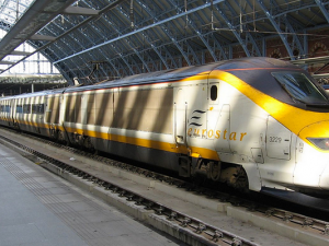 Are standards dipping on the Eurostar?