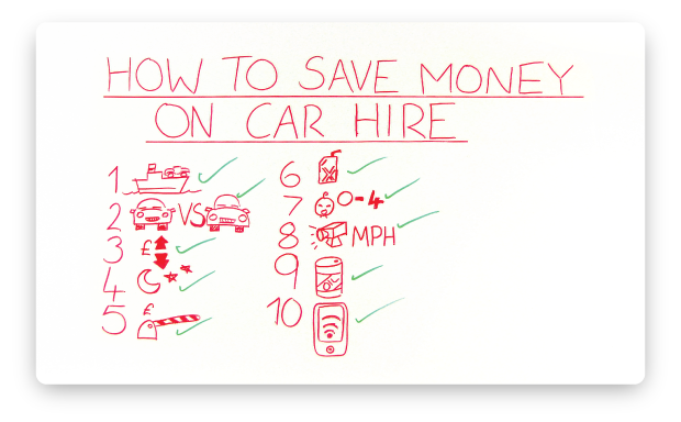 how-to-save-money-on-car-hire