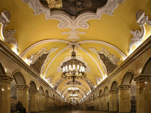 Guide To Sightseeing In Moscow