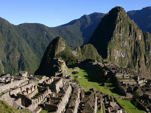 A Traveller's Guide to Machu Picchu
