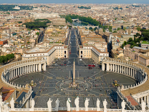 Visiting Rome and the Vatican