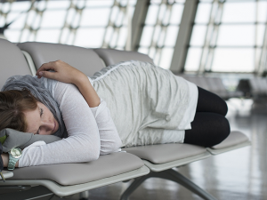 How to avoid jetlag on international flights