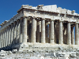 Visit Athens and see the Parthenon at the Acropolis