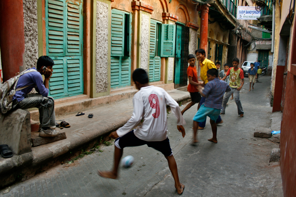 Street-football