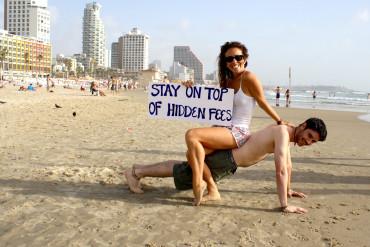 say no to hidden fees