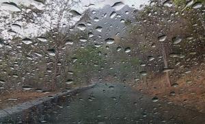 Mawsynram Rain